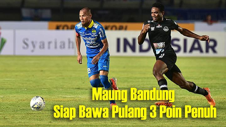 Koropak.co.id - Putaran Kedua Liga 1 2019, Tira Persikabo Jamu Persib Bandung 2