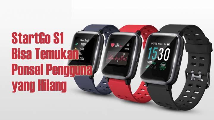 Koropak.co.id - Ramaikan Pasaran, Advan Luncurkan Smartwartch StartGo S1 (2)