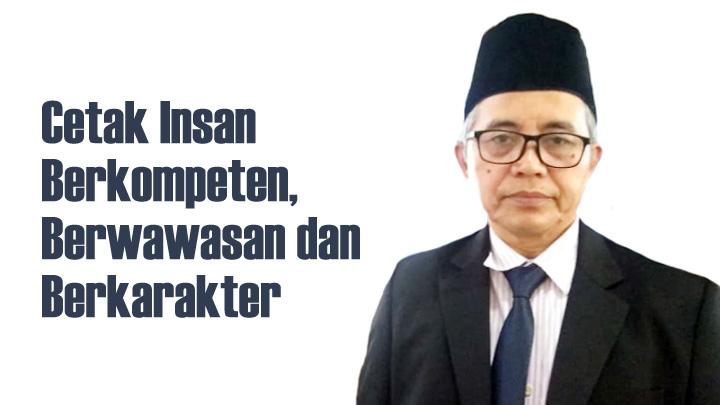 Koropak.co.id - Resmi, Ahmad Qonit Kembali Jadi Rektor Umtas