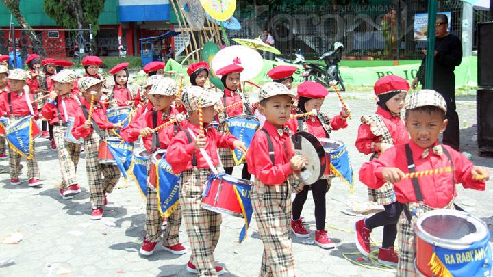 Koropak.co.id - Ribuan Anak Ikuti Carnaval Anak 2019 di Plaza Asia (2)