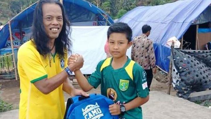 Koropak.co.id - Ronaldikin, Ronaldinho Indonesia Meninggal Dunia (2)