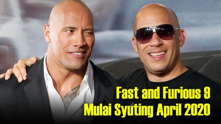 Koropak.co.id - Rumor Dwayne Johnson Tidak Muncul di Fast and Furious 9 (2)