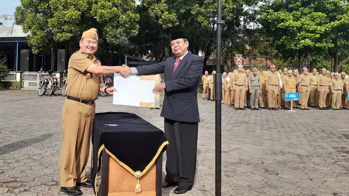 Koropak.co.id - Sah! Dewan Pendidikan Kabupaten Garut Dilantik Bupati (1)
