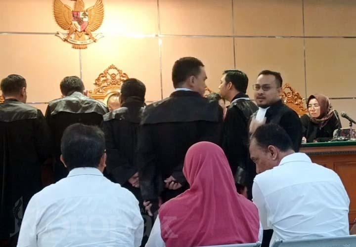 Koropak.co.id - Saksi Merugikan Negara Tidak Dijadikan Tersangka (2)