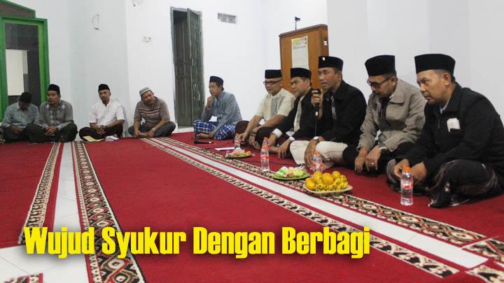 Koropak.co.id - Sambut 10 Muharam, Anak Yatim dan Dhuafa Dapatkan Santunan (3)