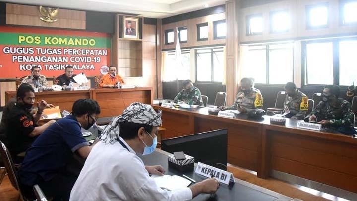 Koropak.co.id - Sambut Tatanan Normal Baru, Kota Tasikmalaya Hari Ini Akhiri PSBB Tahap Kedua