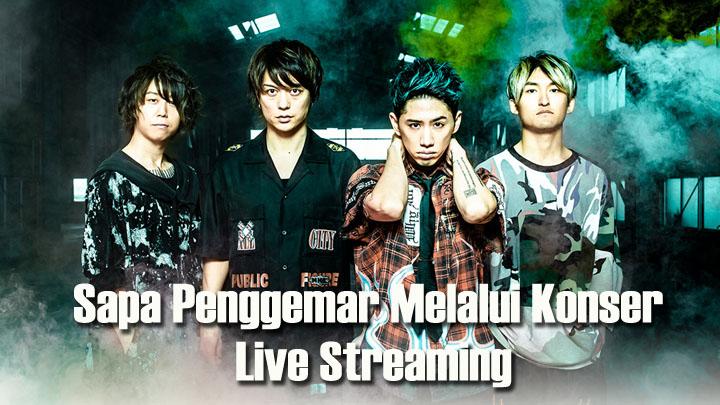 Koropak.co.id - Sapa Penggemar Melalui Konser Live Streaming 2