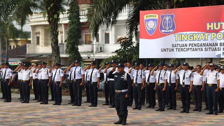 Koropak.co.id - Satpam, Mitra Polri Dalam Pemeliharaan Keamanan Lingkungan (1)