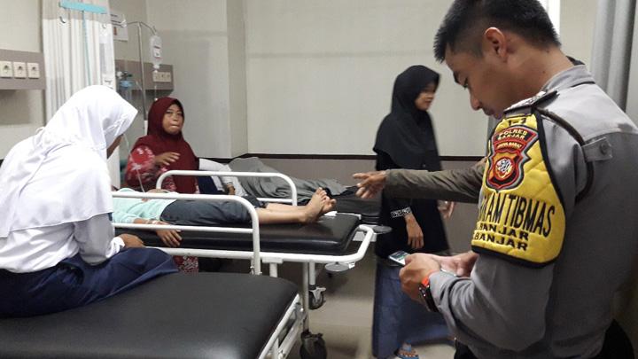Koropak.co.id - Satu Keluarga di Banjar Keracunan 2
