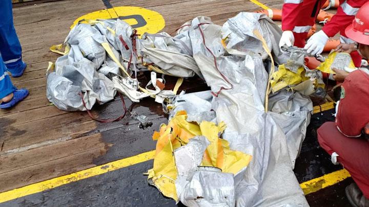 Sebelum Jatuh, Lion Air JT 610 Sempat Hilang Kontak