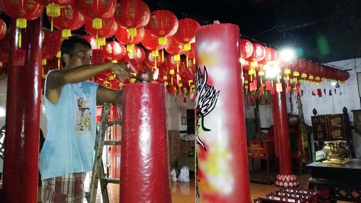 Koropak.co.id - Sejarah Warna Merah di Hari Raya Imlek (2)