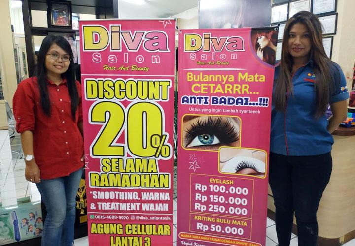 Koropak.co.id - Selama Ramadan, Diva Salon Berikan Diskon (1)