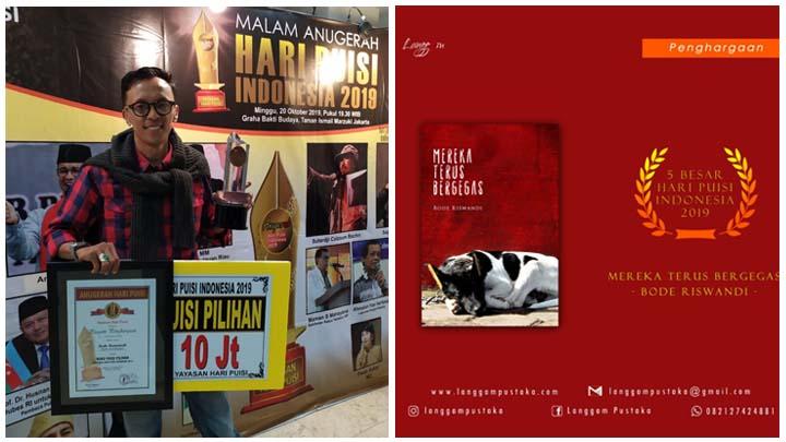 Koropak.co.id - Seniman Asal Kota Tasikmalaya Berjaya di Kancah Nasional (2)