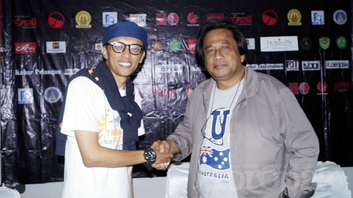 Koropak.co.id - Seniman Malaysia Kagumi Putu Wijaya (2)