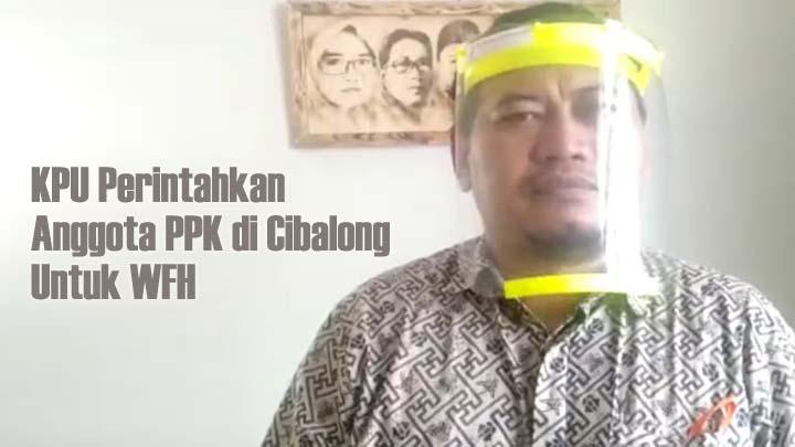 Koropak.co.id - Seorang Petugas PPK di KPU Kabupaten Tasikmalaya Positif Covid-19 (1)