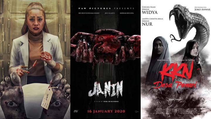 Koropak.co.id - Seram! Tiga Film Horor Indonesia Akan Rilis Tahun 2020 (5)