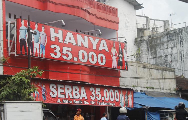 Belanja Fashion Hemat di Serba Rp 35 Ribu