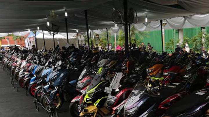 Koropak.co.id - Seru! Antusias di CustoMAXI Yamaha Region Medan Luar Biasa (2)