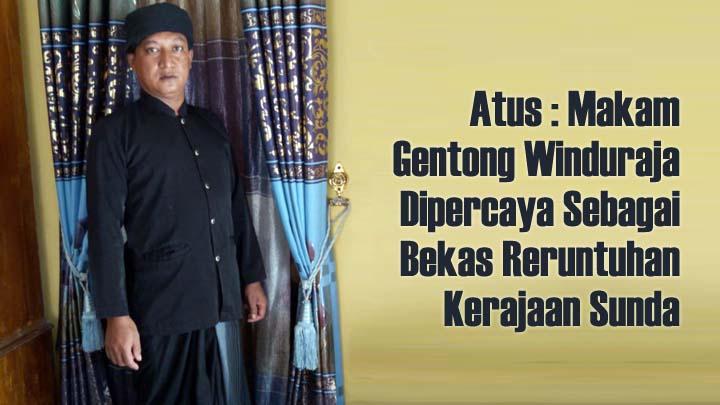 Koropak.co.id - Seuntai Legenda Makam Gentong di Winduraja, Kawali Ciamis (2)