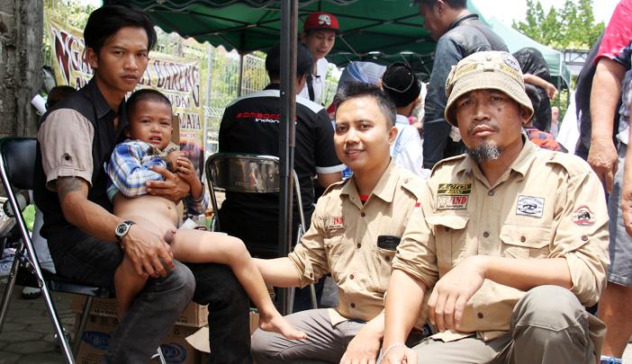 Koropak.co.id - Sev Indonesia Tasikmalaya Jemput Pengantin Sunat