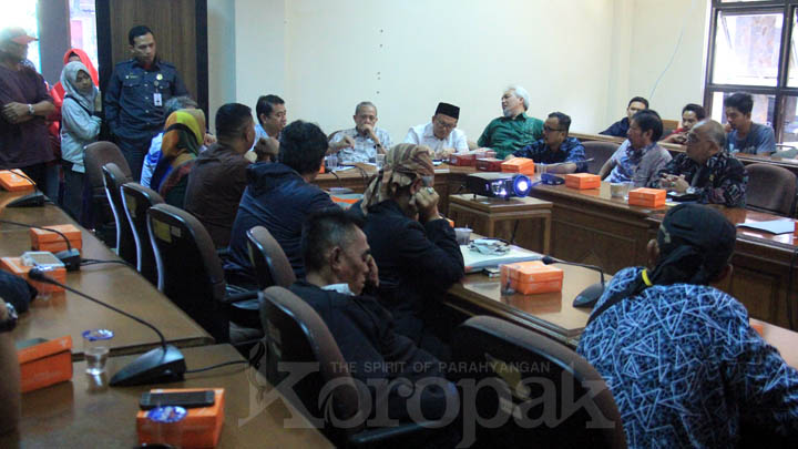 Koropak.co.id - Siapkan Relokasi PKL, Dewan Akan Hubungi Bupati Tasikmalaya (2)