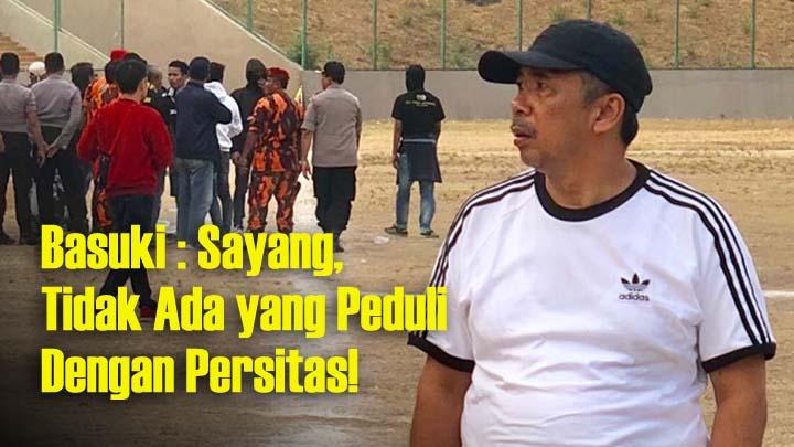 Koropak.co.id - Siasati Minimnya Dana, Ketua Umum Persitas Cari Sponsor 1