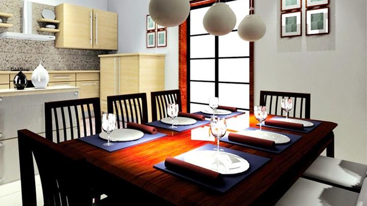 Koropak.co.id - Siasati Ruang Makan Pada Hunian Minimalis (1)
