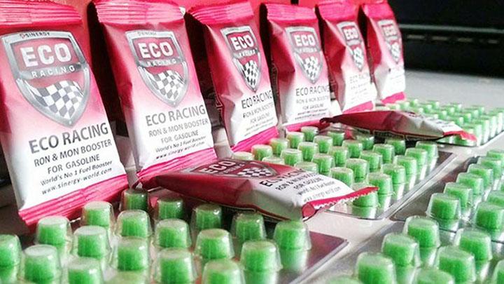 Hemat BBM dengan Sinergy Eco Racing