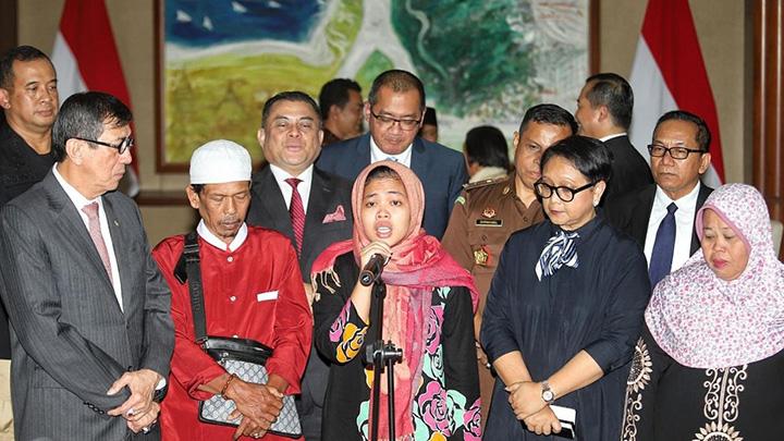 Koropak.co.id - Siti Aisyah Dinyatakan Bebas Hukuman Mati (2)