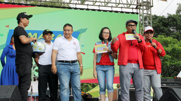 Koropak.co.id- Siti Badriah Meriahkan Semarak Berkah Energi Pertamina (2)