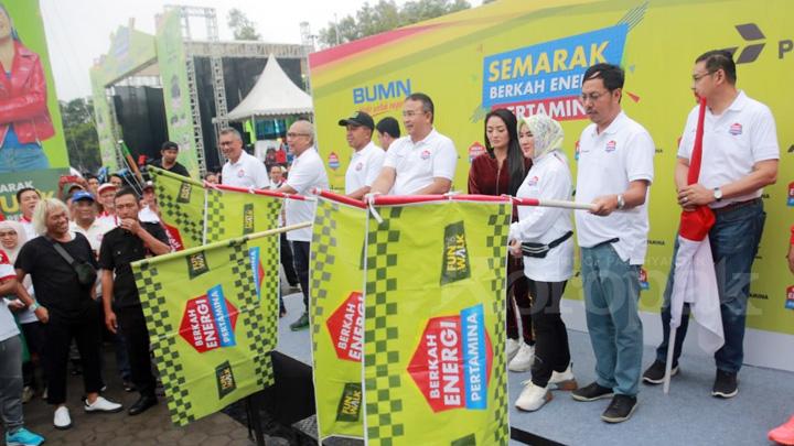 Koropak.co.id- Siti Badriah Meriahkan Semarak Berkah Energi Pertamina (3)