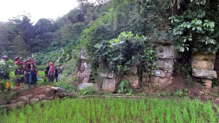 Koropak.co.id - Situs Batu Rompe Ciamis Dalam Kisah Kerajaan Galuh (2)