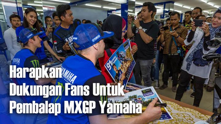 Koropak.co.id - Slogan Yamaha Semakin di Depan Kembali Melekat di MXGP 2019 (2)
