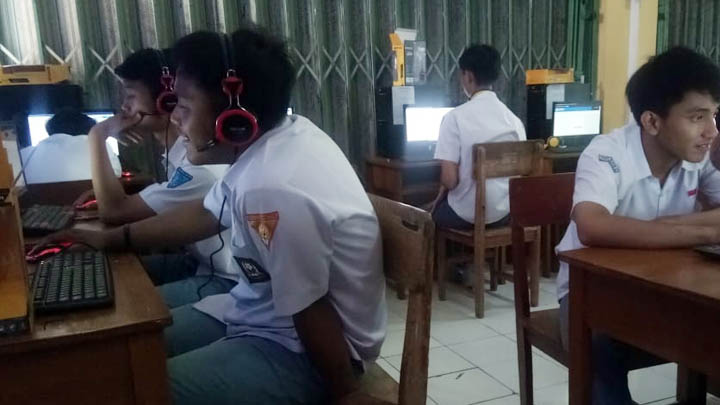 Koropak.co.id - SMK MJPS 2 Tasikmalaya Tingkatkan Sarana Pendidikan (3)