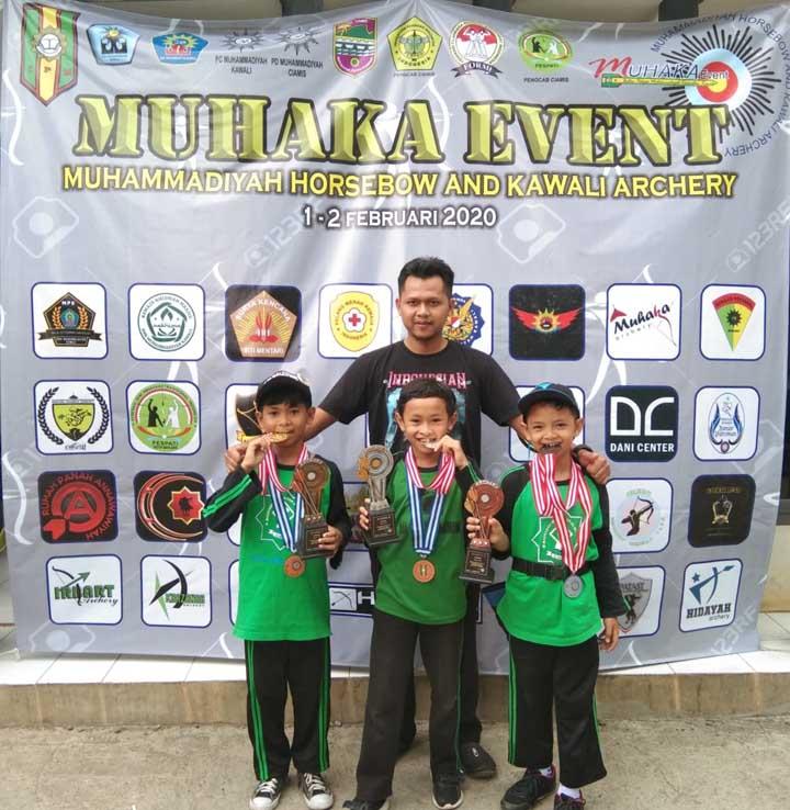 Koropak.co.id - SMK Muhammadiyah Kawali Jadi Tuan Rumah Lomba Memanah (2)