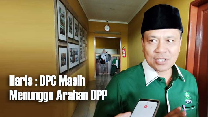 Koropak.co.id - Soal Penjaringan Balon Bupati, PKB Tunggu Instruksi DPP (1)