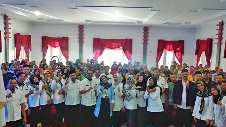 Koropak.co.id - Sosialisasi Indeks Bantuan Sosial Tahap IV PKH Berbuah Graduasi Mandiri (2)
