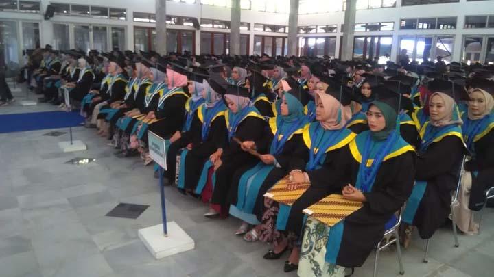 Koropak.co.id - STIKes Karsa Husada Garut Wisuda 495 Diploma dan Sarjana (1)