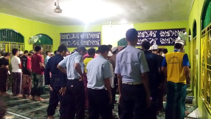 Koropak.co.id - Suka Duka Ramadan Di Lapas Ciamis (2)