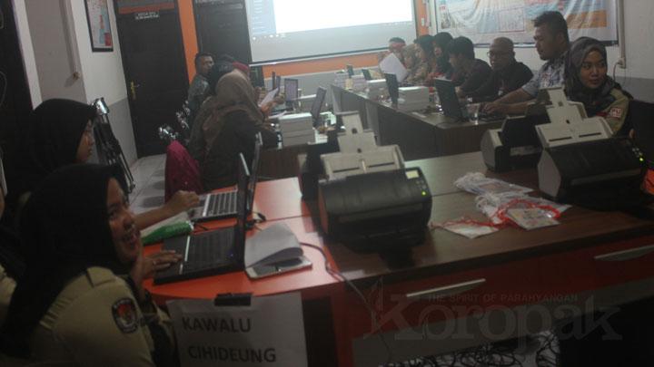 KPU Kota Tasikmalaya Apresiasi Kesuksesan Pilgub Jabar