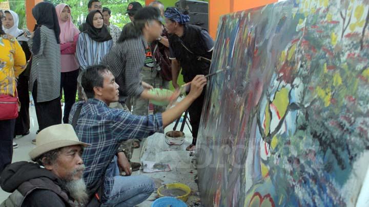Koropak.co.id - Syukur Waktu Jadi Spirit Seniman Untuk Senantiasa Berkarya (2)