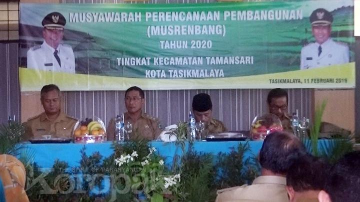 Koropak.co.id - Tamansari, Angka Kemiskinan Tertinggi di Kota Tasikmalaya (2)