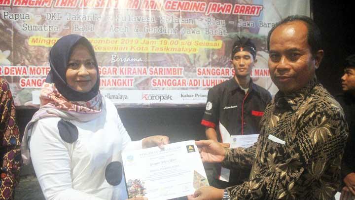 Koropak.co.id - Tarian Nusantara Perlu Panggung dan Apresiator