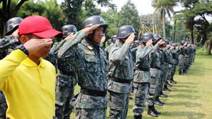 Koropak.co.id - Taruna Diploma III Politeknik Pelayaran Banten Tuntas Ikuti Madatukar (3)