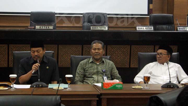 Koropak.co.id - Taspen Berikan Jaminan Perlindungan Sosial Bagi Anggota Dewan (1)