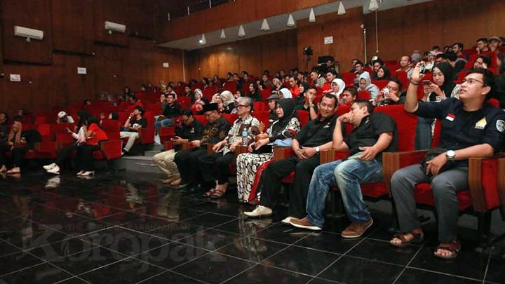Koropak.co.id - Teater Bukan Hanya Tontonan Mengisi waktu Luang (2)