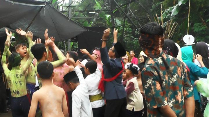 Koropak.co.id - Teater Sensasi, Kisah Sang Wayang Protes Terhadap Sang Dalang (2)