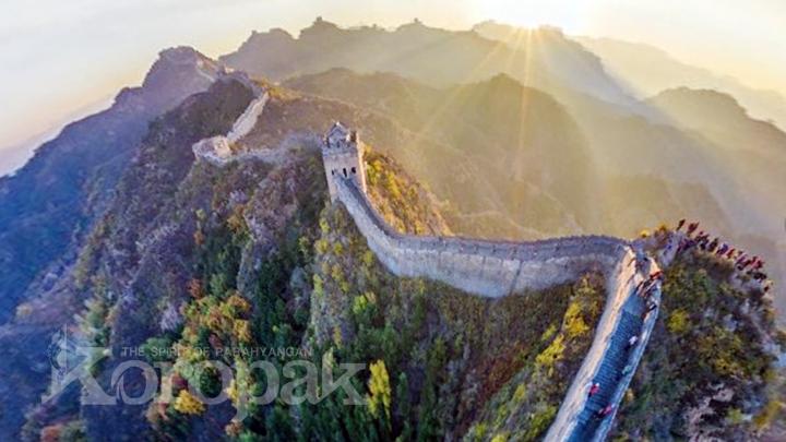 Koropak.co.id - Tembok Cina, Sajikan Pengalaman Tak Terlupakan (2)