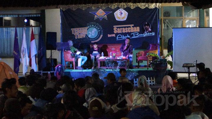 Tepang Tahun Zaradika Tasikmalaya ke-20 Berlangsung Meriah