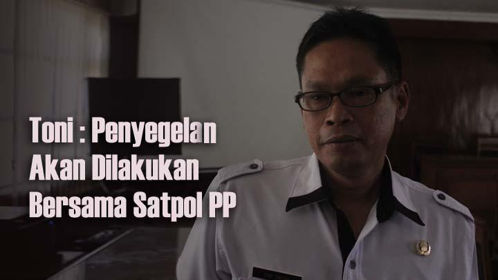 Koropak.co.id - Tidak Berizin, Pembangunan Tower di Mangkubumi Akan Disegel (2)